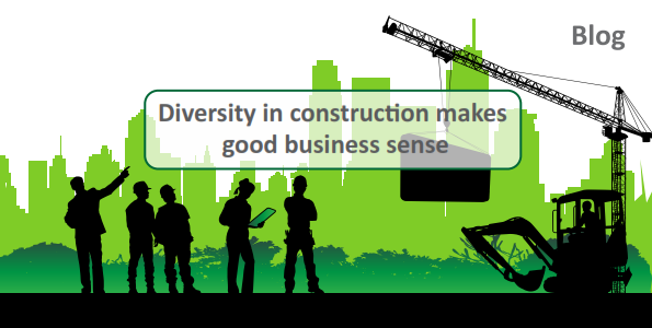 Compelling or compulsory; why diversity in construction makes business sense and how to start achieving it